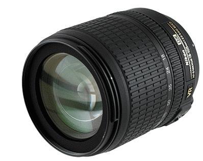 Nikon DX 18-105mm VR Lens