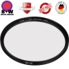 B+W 37mm Clear MRC 007M Filter