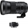 Sigma 150-600mm F5-6.3 DG OS HSM C + TC-1401 1.4x - Sigma Fit