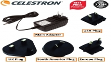 Celestron International AC to DC adaptor