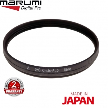 MARUMI 82mm Circular Polarizer Filter