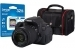Canon EOS 700D Black SLR Kit
