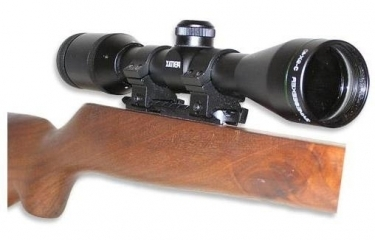 Pentax 3-9x40 Precision Plex Reticle Gameseeker Riflescope
