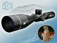ATN 4-12X60LU Day Time Rifle Scope
