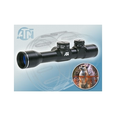 ATN 5X33L Day Time Rifle Scope