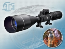 ATN 6-18X65LU Day Time Rifle Scope