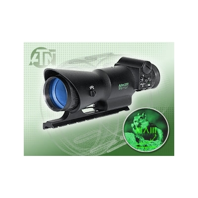 ATN MK330 Warrior Night Vision Rifle Scope