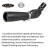 Acuter GrandVista DS80A 20-60x80 WP Dual Speed Angled Spotting Scope