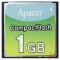 Apacer 1GB Compact Flash Card