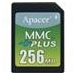 Apacer 256MB MMCplus SD Card