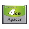 Apacer 4GB Compact Flash Card