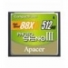 Apacer 512MB 88X Compact Flash Card