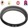 B+W 46-49mm Step Up Ring