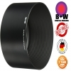 B+W #960  49mm Screw In Metal Telephoto Lens Hood