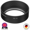 B+W #950 49mm Screw In Metal Lens Hood