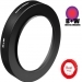 B+W #970 77mm srew In Metal Wide Angle Lens Hood