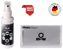 B+W Lens Cleaning Set. two part