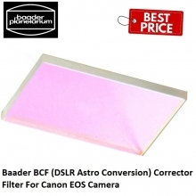 Baader BCF (DSLR Astro Conversion) Corrector Filter For Canon EOS Cam