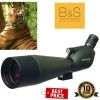 Barr & Stroud 20-60x80 Sahara Angled Spotting Scope