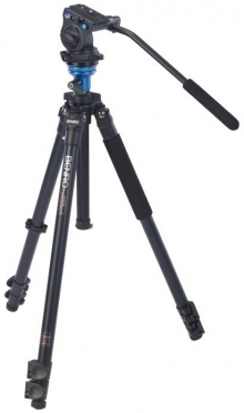 Benro Video Tripod Kit with S2 Head