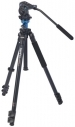 Benro Video Tripod Kit with S6 Head