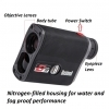 Bushnell 6x21 G-Force DX 1300 ARC Laser Rangefinder - Black