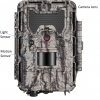 Bushnell Trophy HD Cam Aggressor 24MP No-Glow Trail Camera-Camo