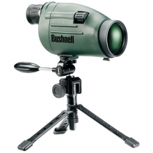Bushnell Sentry 12-36x 50mm Compact Spotting Scope Kit Green