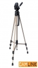 Camlink TP2100 3 Section 3 Way Pan Tilt Head Tripod