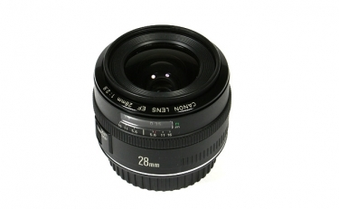 Canon 28mm F2.8 EF Lens