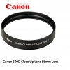 Canon 500D Close Up Lens 58mm Lens