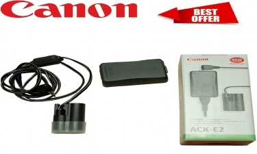 Canon ACK-E2 AC Adapter Kit for the EOS 10D, 20D, 30D, D30