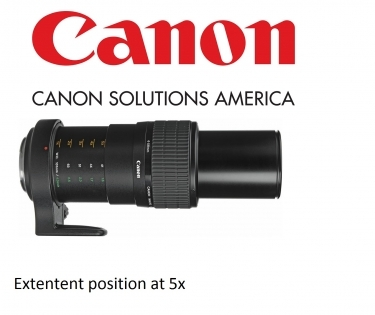 Canon MP-E 65mm F2.8 1-5x Macro Photo Manual Focus Telephoto Lens