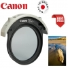 Canon PL-C 52WII 52mm Drop-In Circular Polarizing Filter