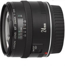 Canon EF 24mm f2.8 Lens