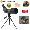 Celestron LandScout 20-60x80 Spotting Scope Digiscope Kit