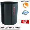 Celestron Lens Shade Dew Capes For C6 and C8 Tubes