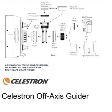 Celestron Off-Axis Guider