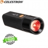 Celestron PowerTank Glow 5000 Red Flashlight & Power Bank