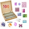 Celestron Prepared Microscope Slides 100 Piece Set