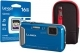 Panasonic DMC-FT30 Tough Blue Camera Kit inc 16GB SD Card & Case