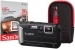Panasonic DMC-FT30 Tough Black Camera Kit inc 16GB SD Card & Case