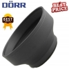 Dorr 62mm Rubber Lens Hood