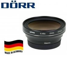 Dorr DHG 37mm 0.45x Wide Angle Conversion Lens