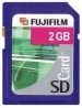 Fujifilm 2GB Universal Secure Digital Card