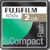 Fujifilm 2GB CF 100x Speed Memory Card