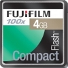 Fujifilm 4GB CompactFlash 100x Memory Card