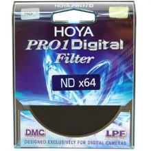 Hoya 58mm Pro1 Digital ND64 Filter