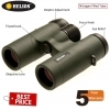 Helios 10x32 Lightwing HR High Resolution Roof Prism Binoculars