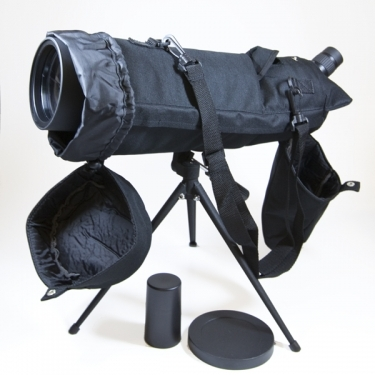 Helios Fieldmaster 30-90x90 A90 Spotting Scope With Tabletop Tripod